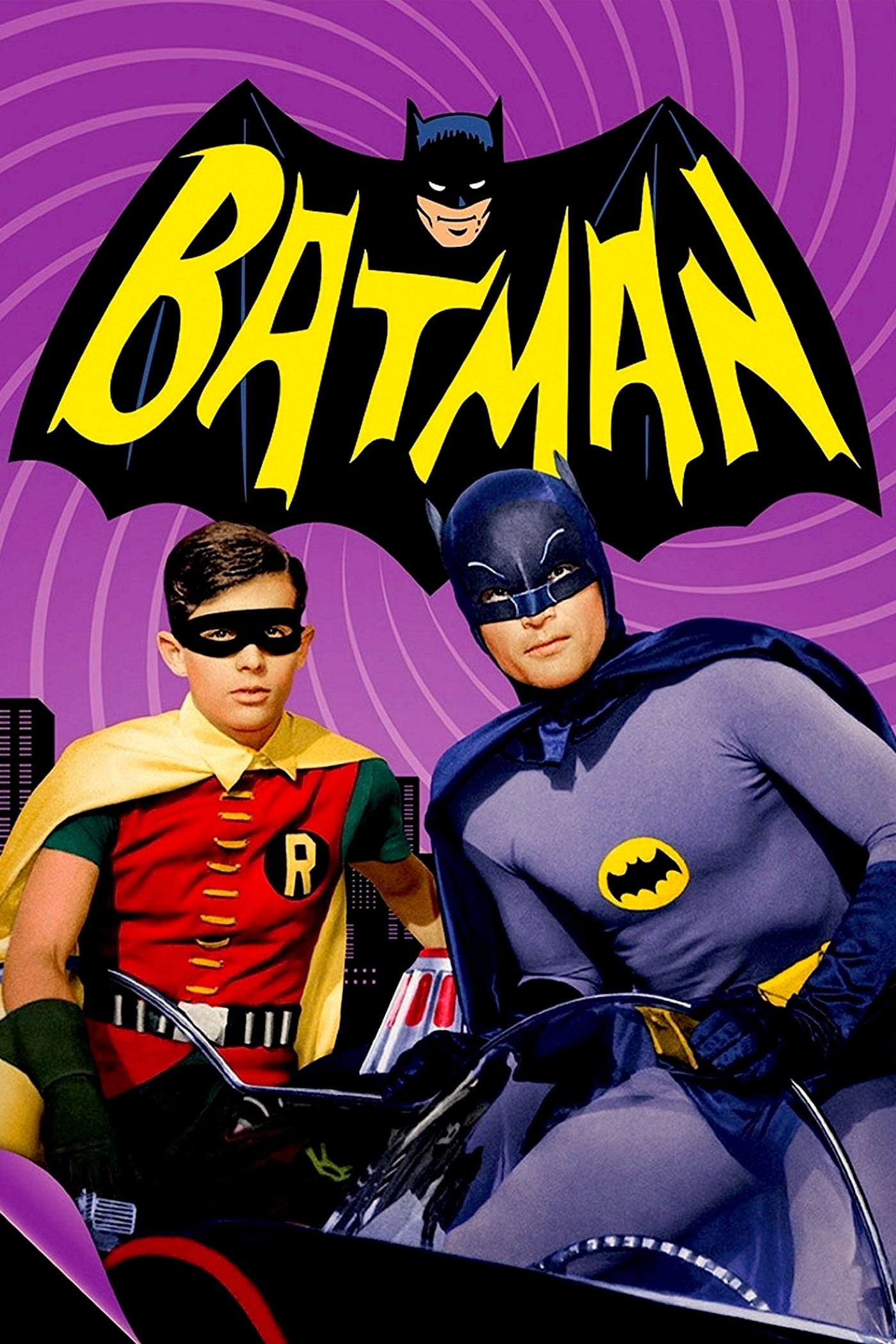 Batman series tv complet
