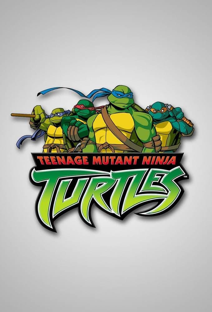 Les Tortues Ninja series tv complet