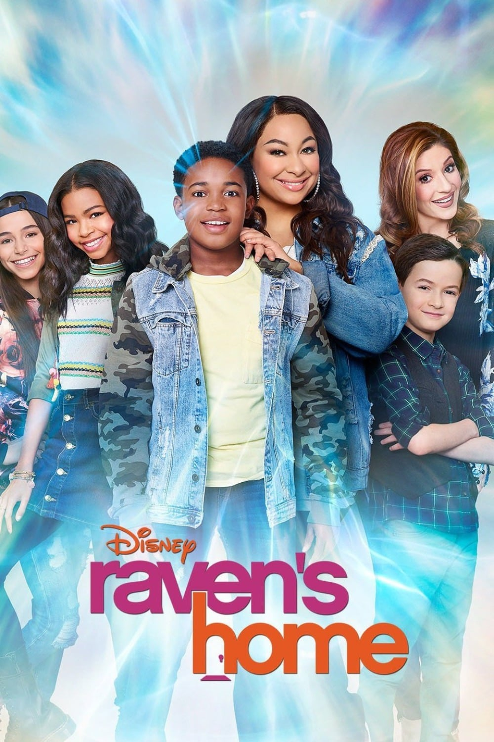 Raven's Home series tv complet