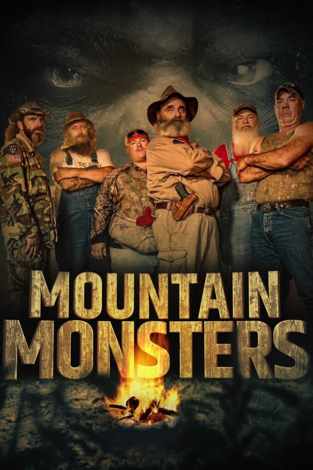 Mountain Monsters series tv complet