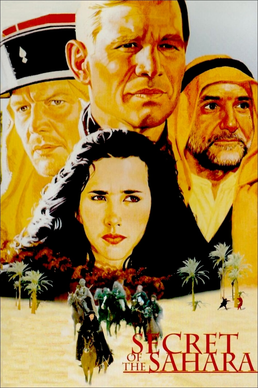 Le secret du Sahara  series tv complet