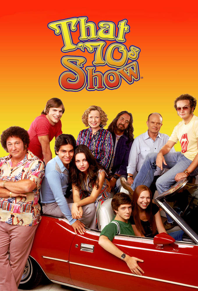 That '70s Show series tv complet