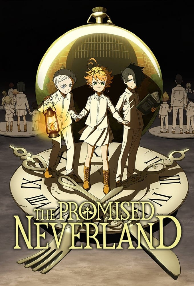 The Promised Neverland series tv complet