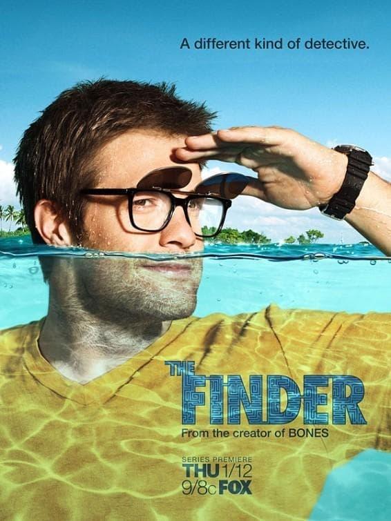 The Finder series tv complet