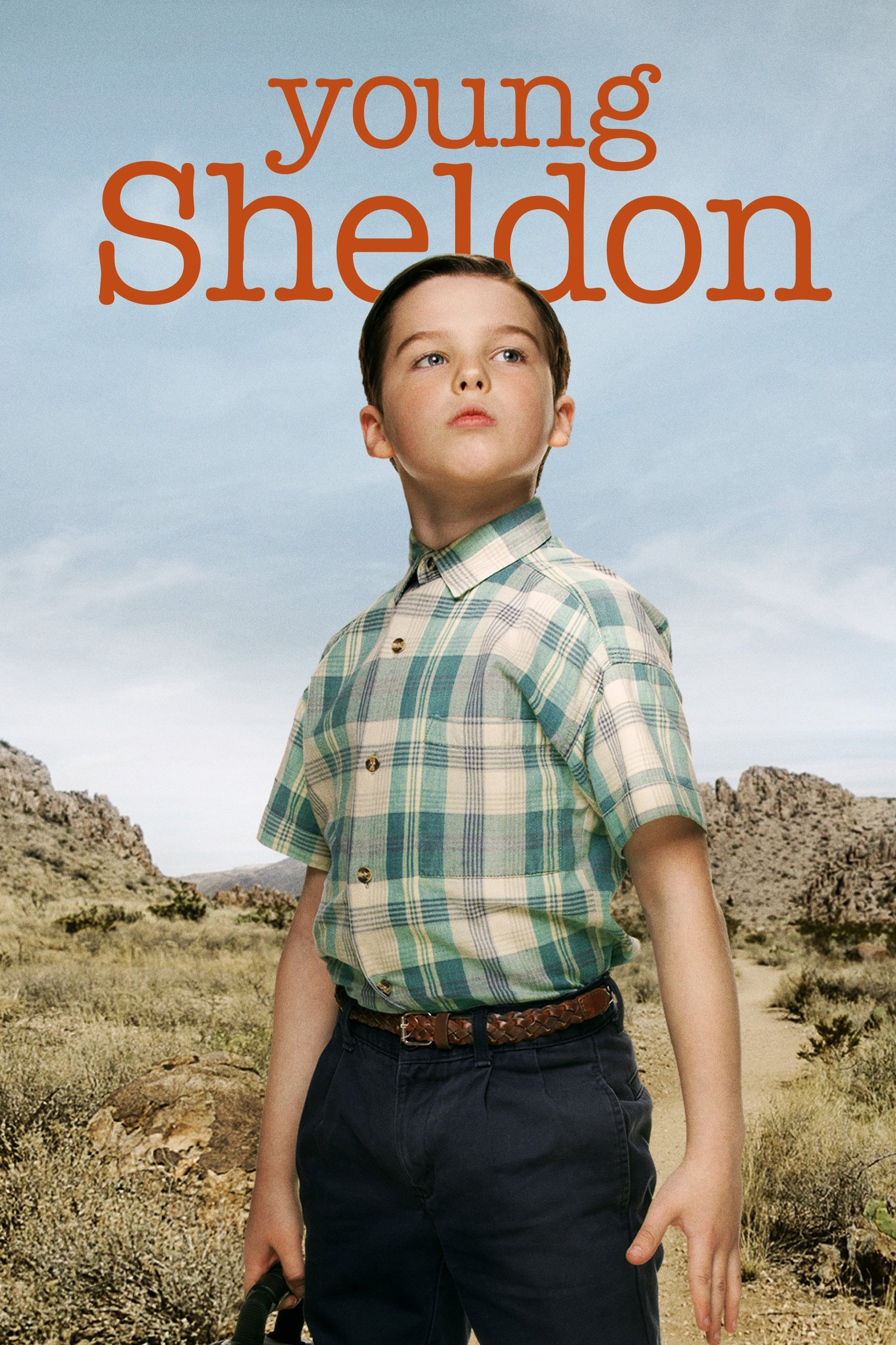 Young Sheldon series tv complet