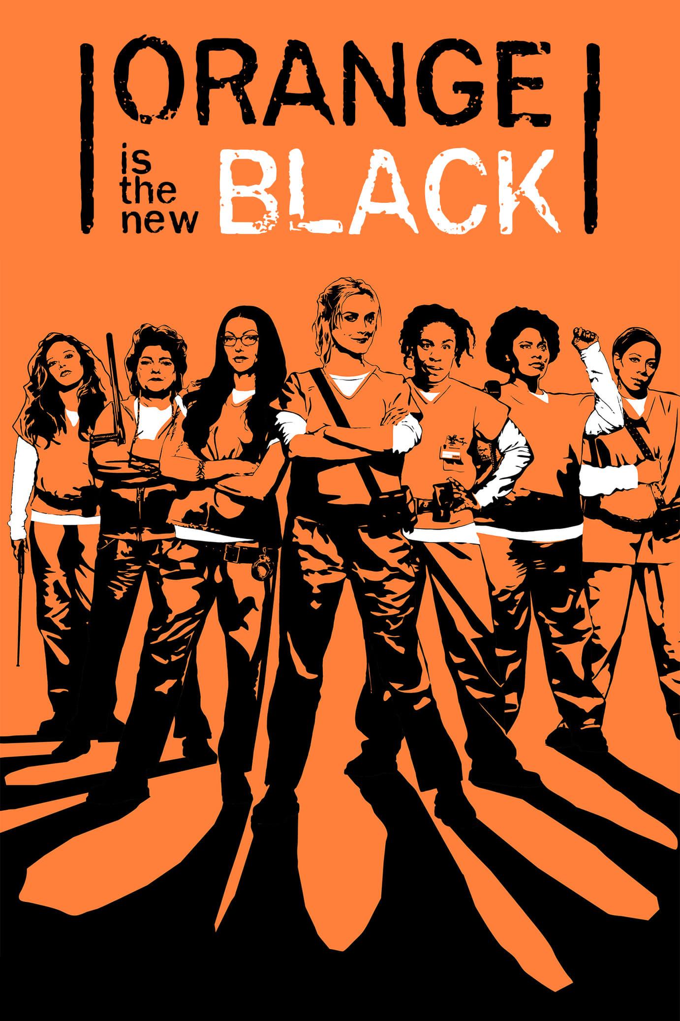 Orange is the new Black series tv complet