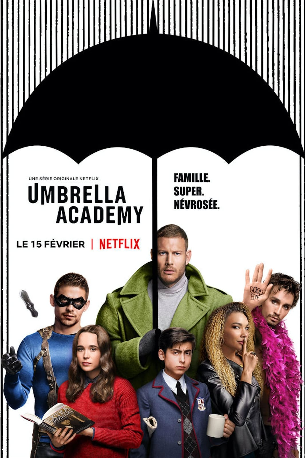 Umbrella Academy series tv complet