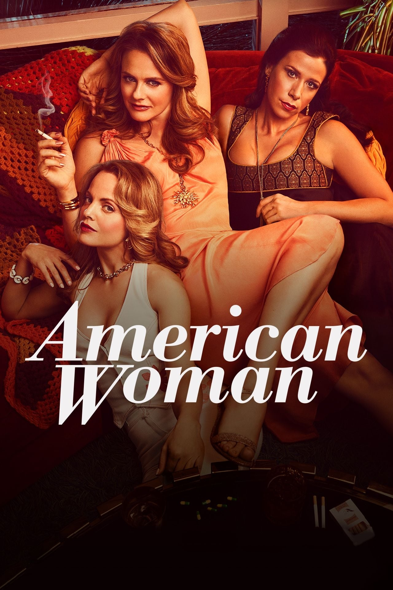 American Woman series tv complet