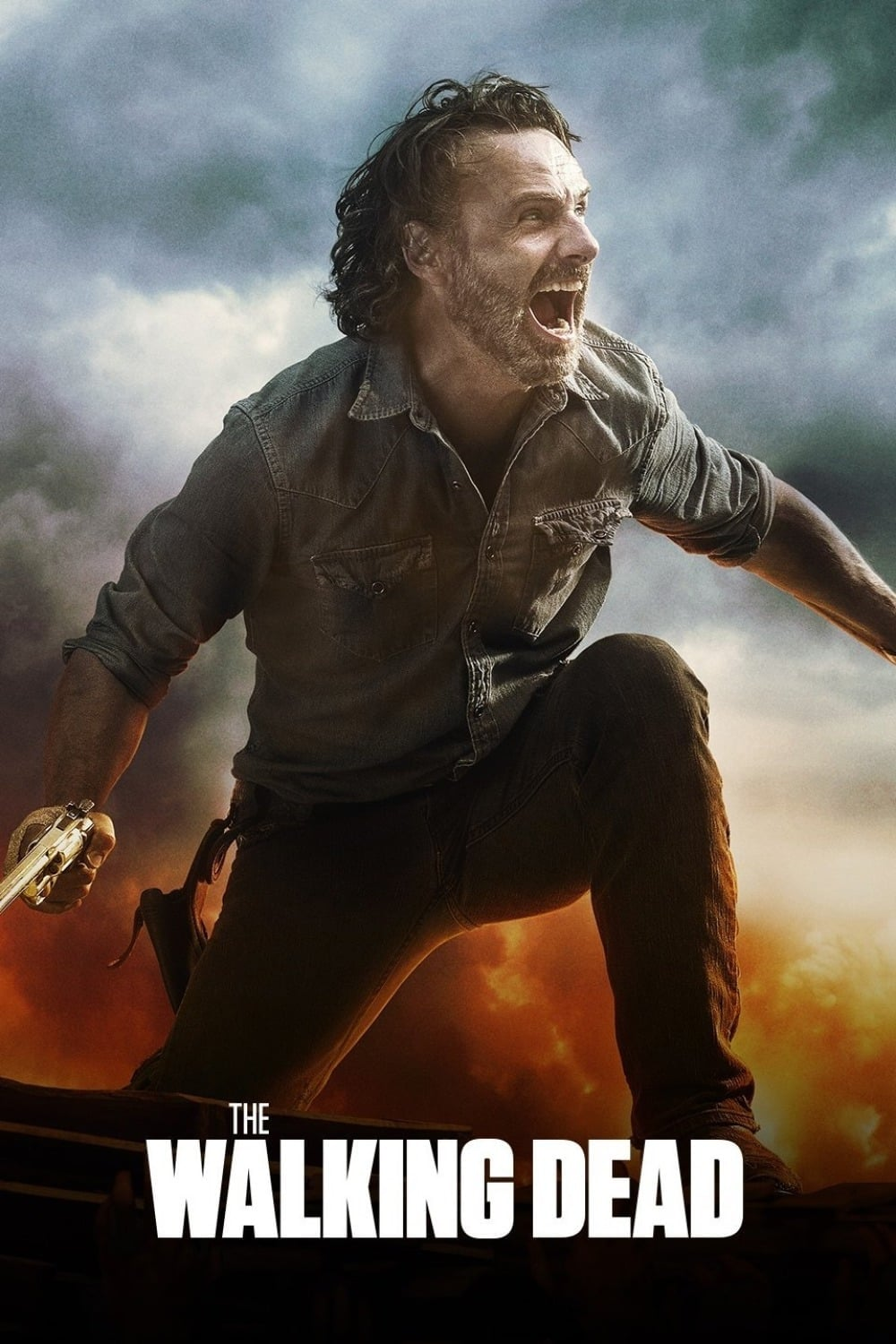 The Walking Dead series tv complet