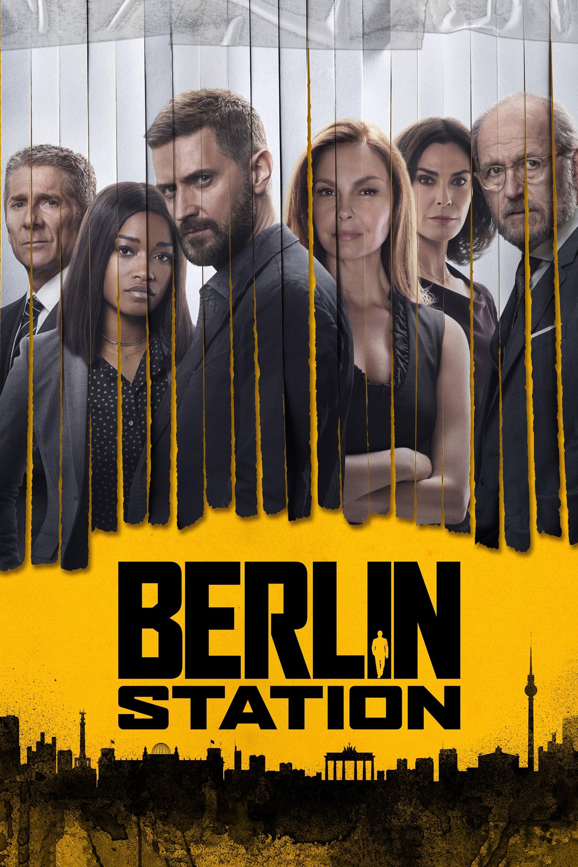 Berlin Station series tv complet