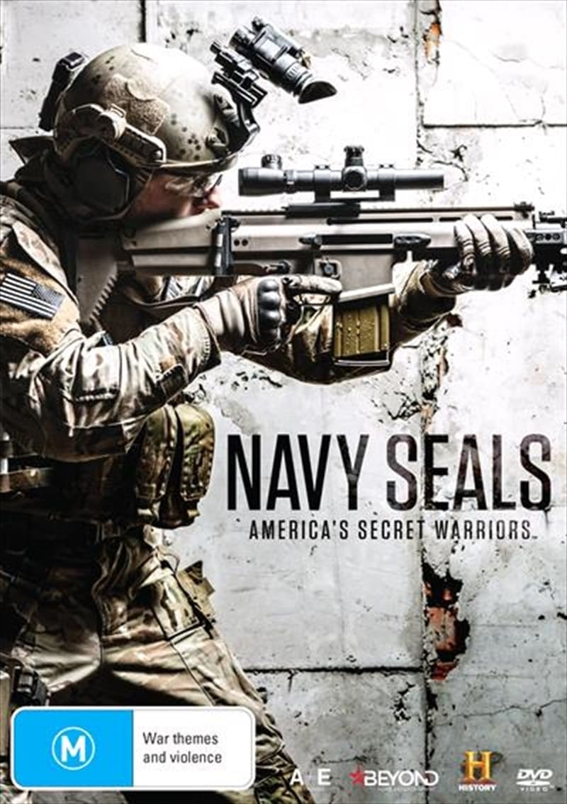 Navy SEALs: America's Secret Warriors series tv complet