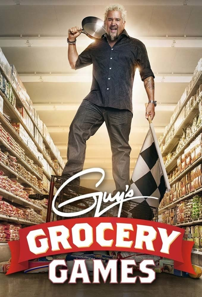 Guy's Grocery Games series tv complet