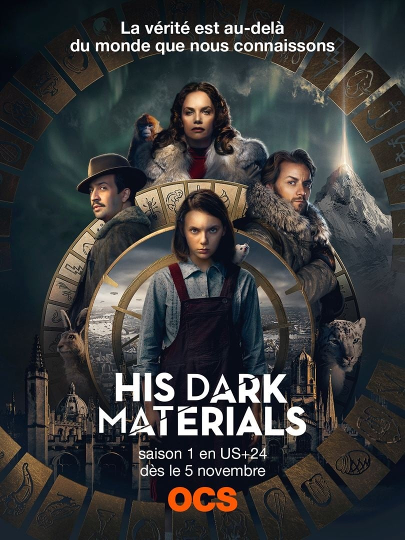 His Dark Materials : À la Croisée des Mondes series tv complet