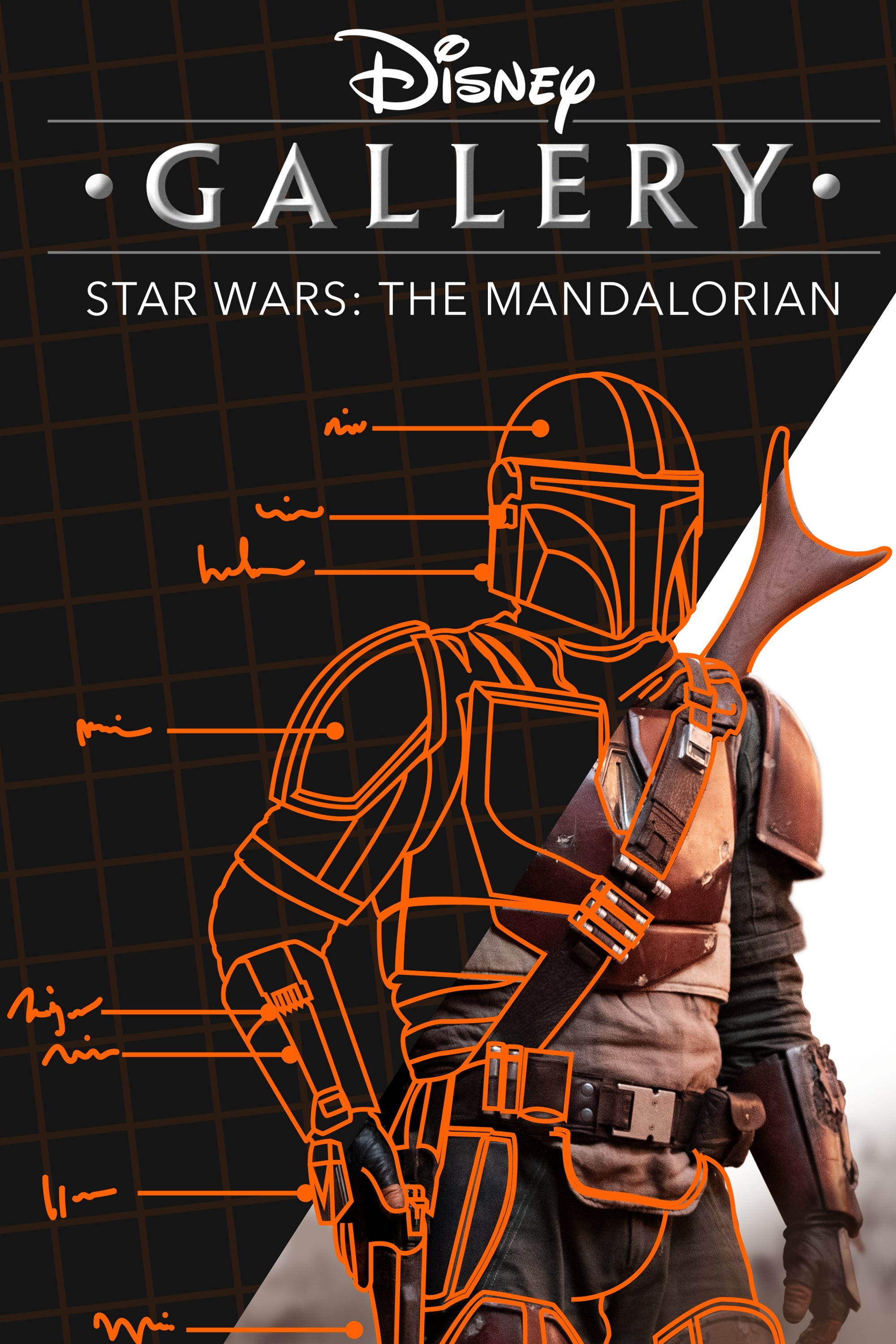 Disney Les Making-Of : The Mandalorian series tv complet