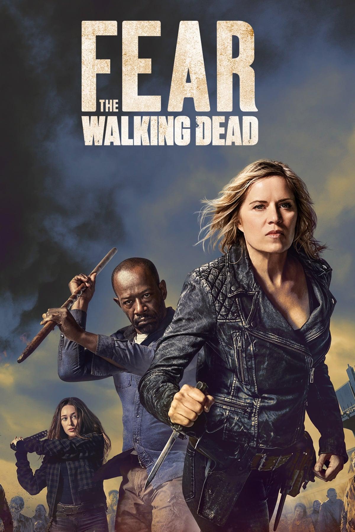 Fear The Walking Dead series tv complet