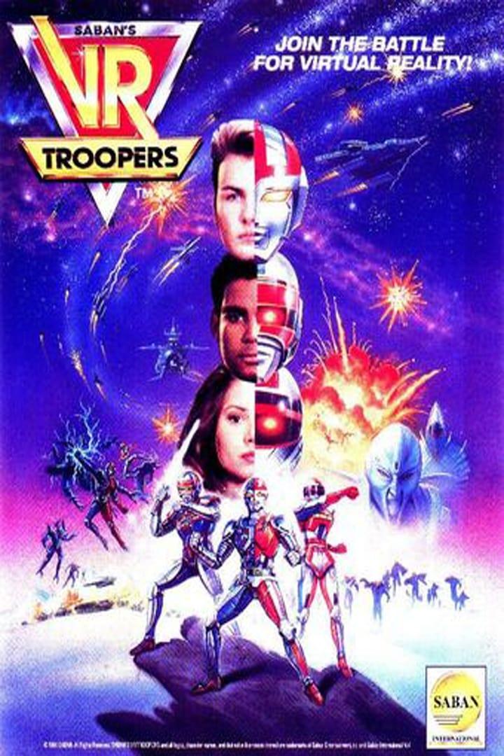 VR Troopers series tv complet