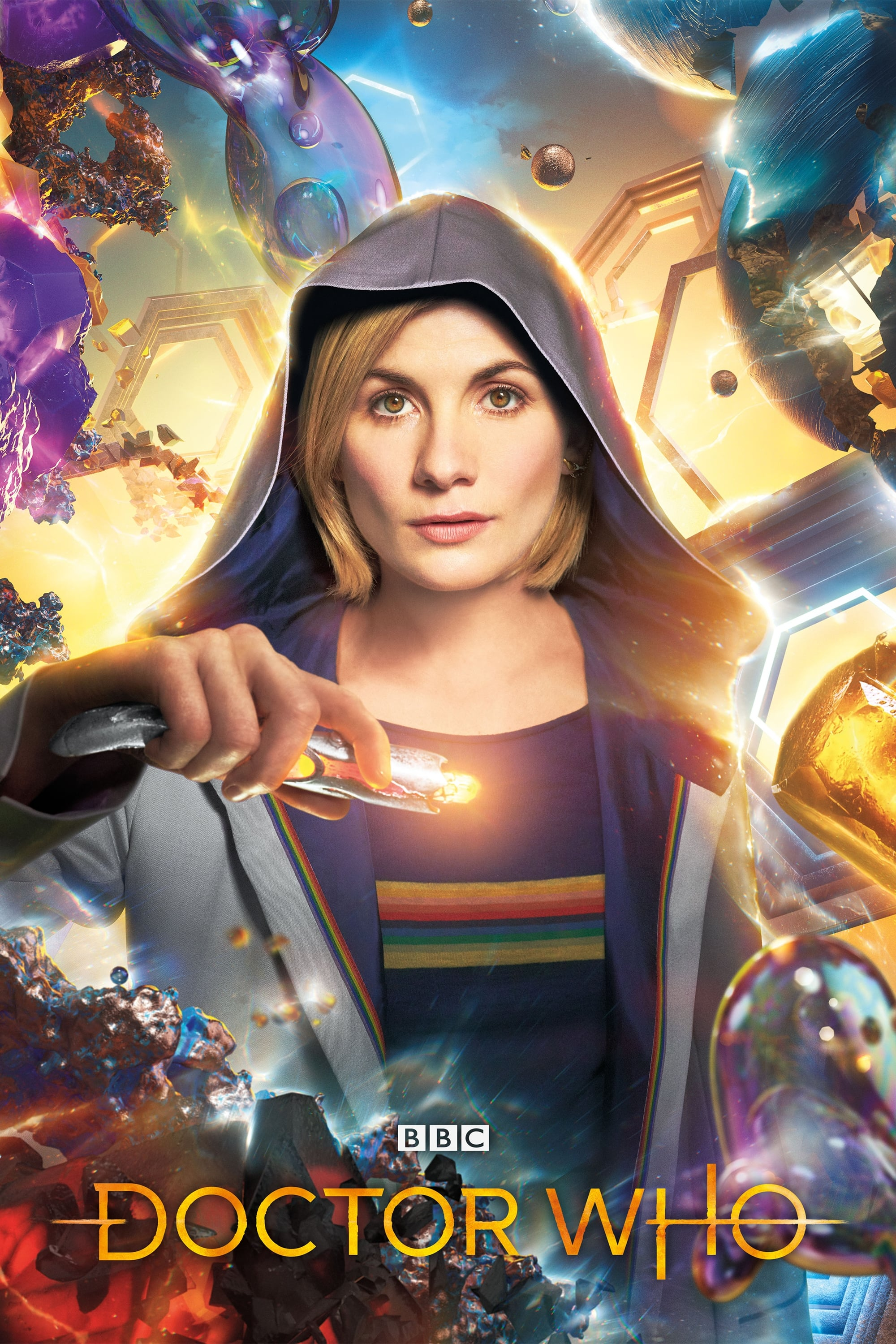 Doctor Who series tv complet
