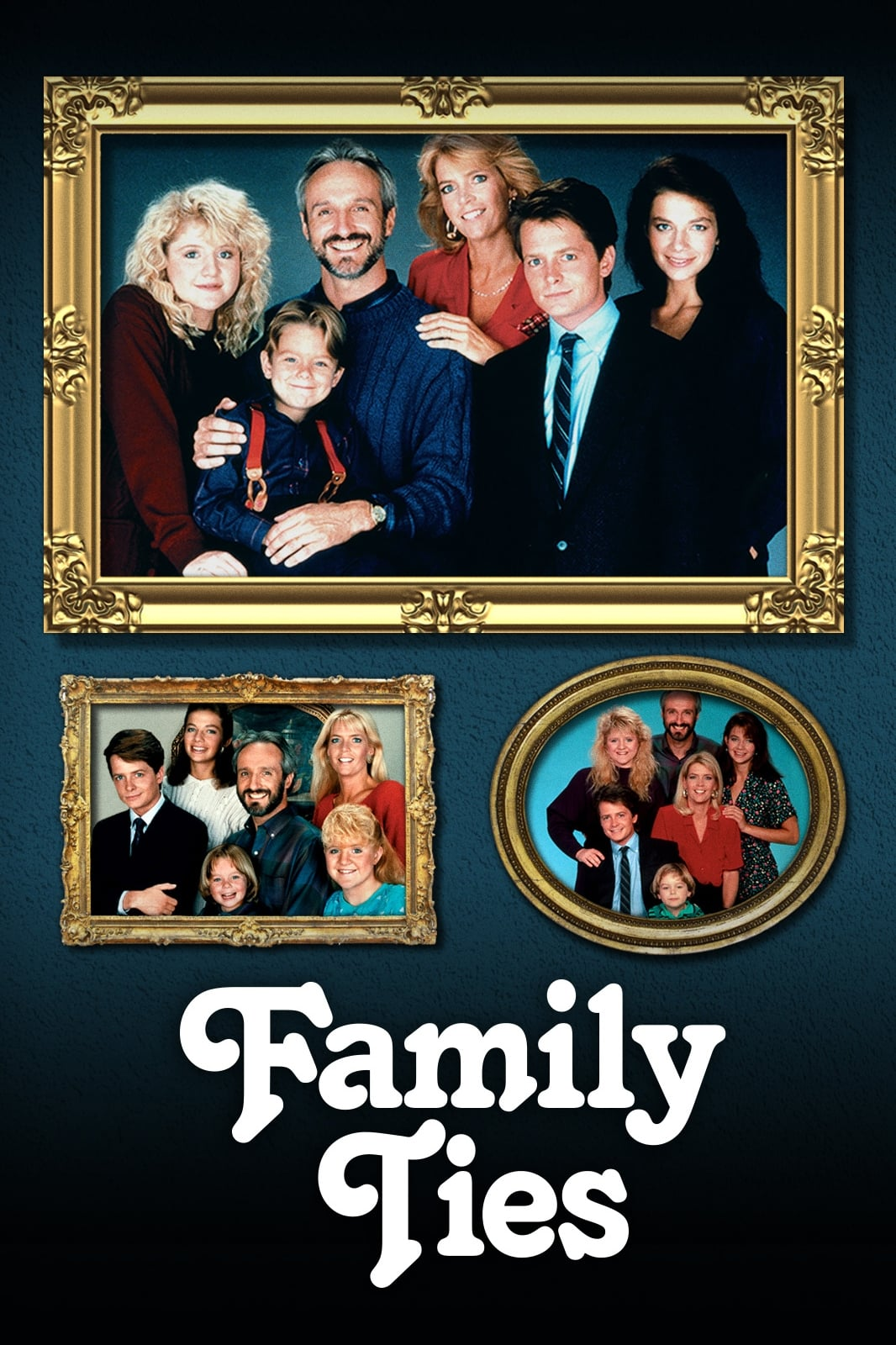 Family Ties series tv complet