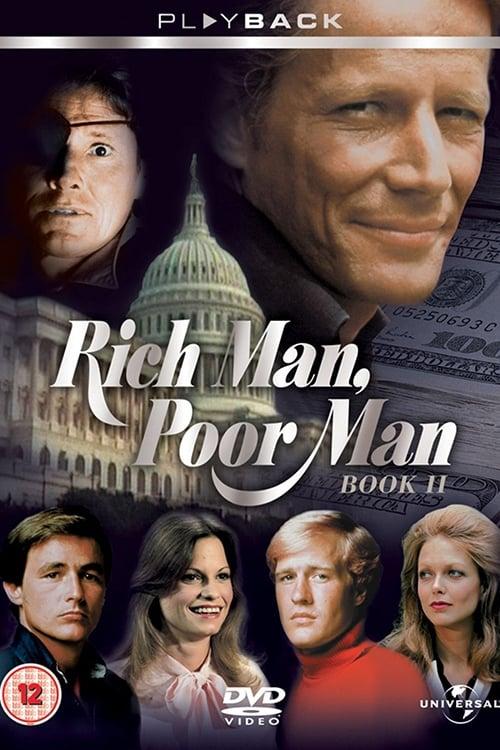 Rich Man, Poor Man - Book II series tv complet