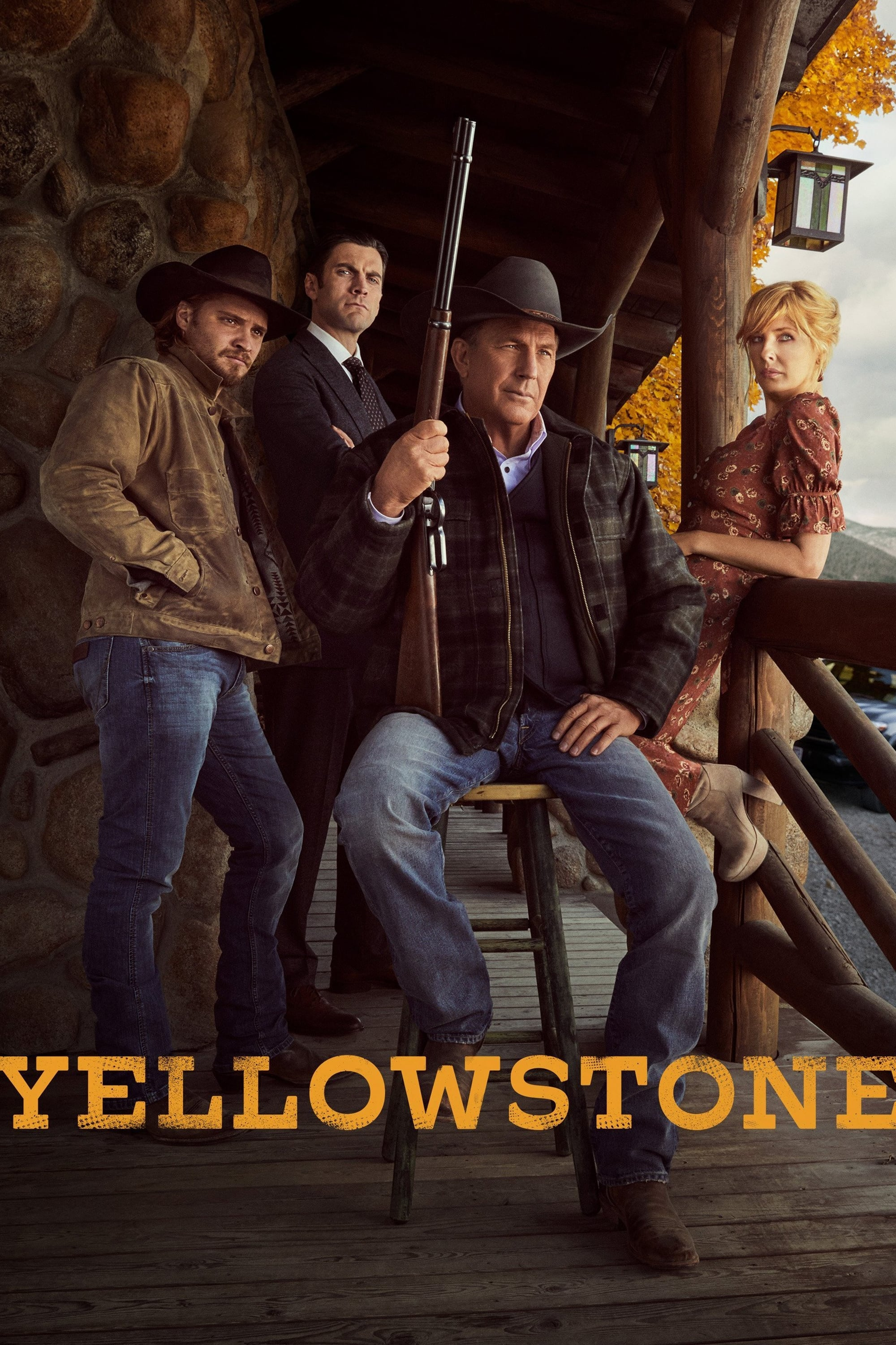 Yellowstone series tv complet
