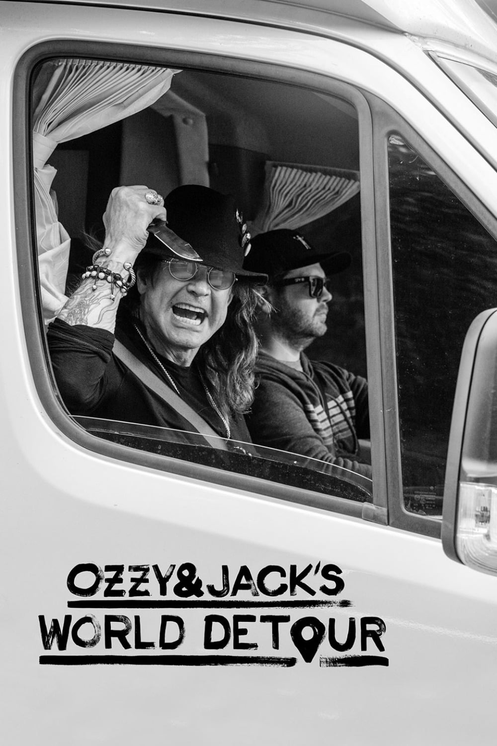 Ozzy and Jack's World Detour series tv complet