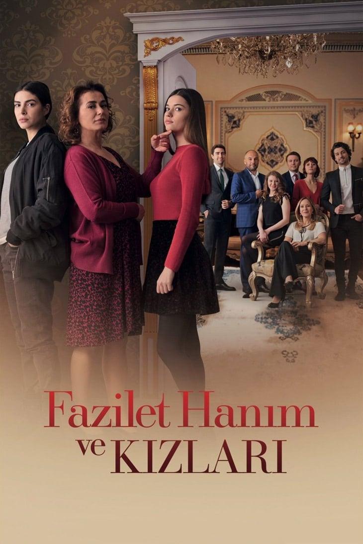 Fazilet Hanım ve Kızları series tv complet