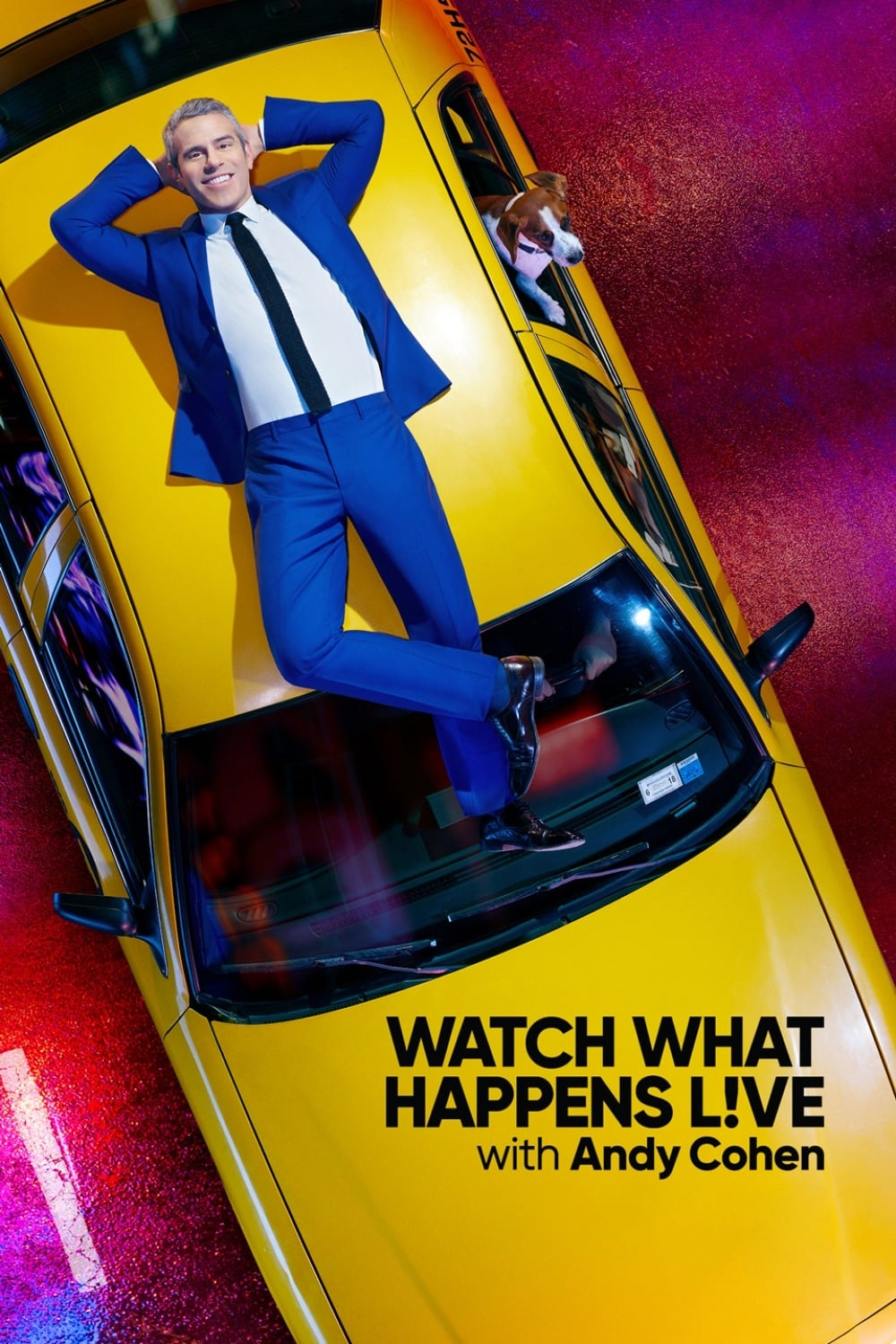 Watch What Happens: Live series tv complet