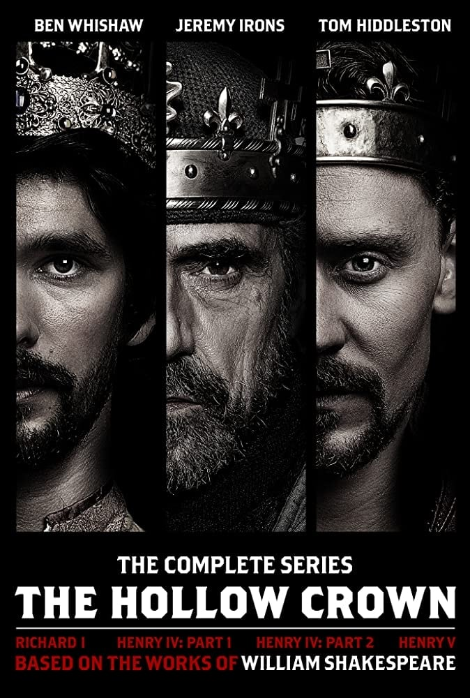 The Hollow Crown series tv complet