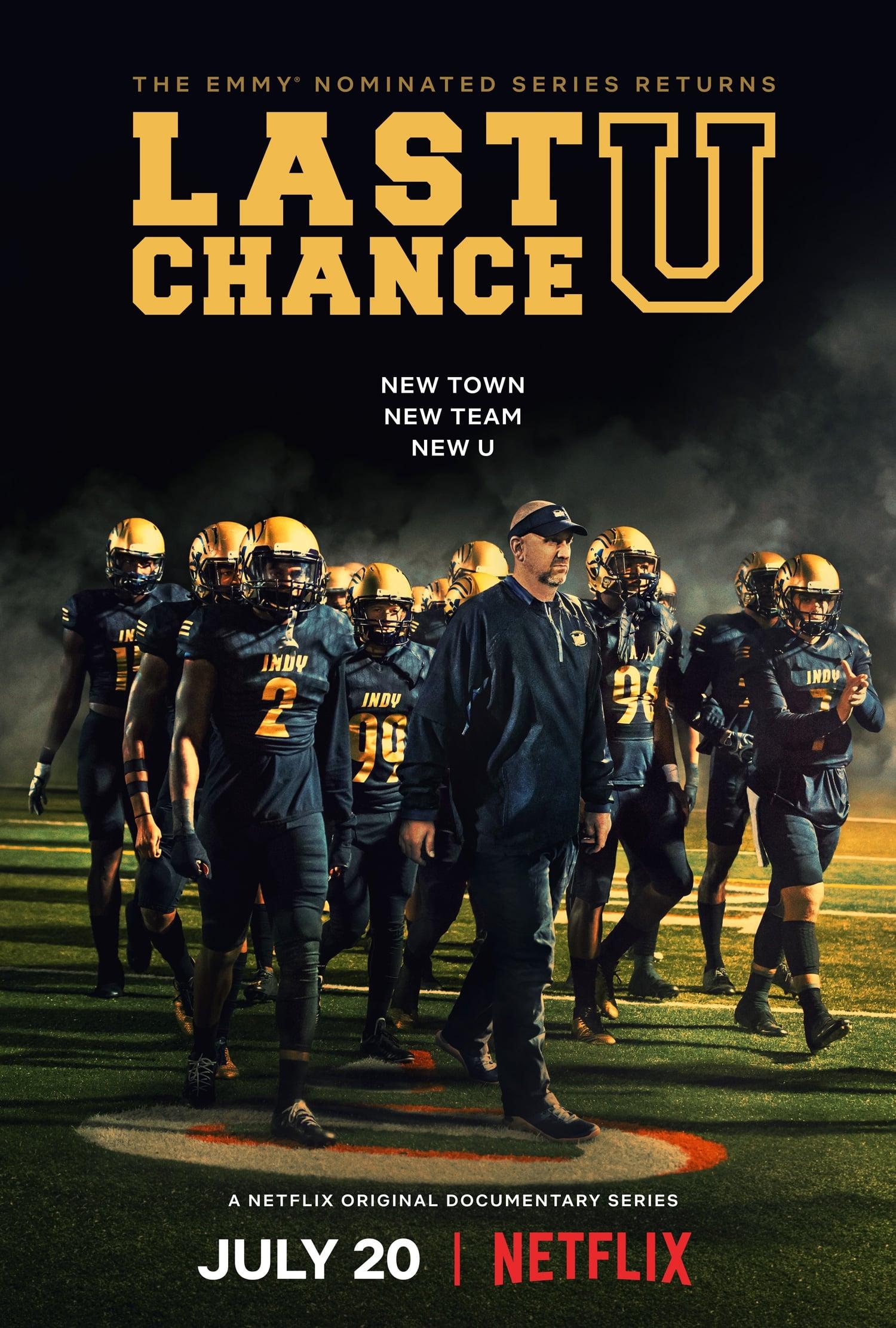 Last Chance U series tv complet