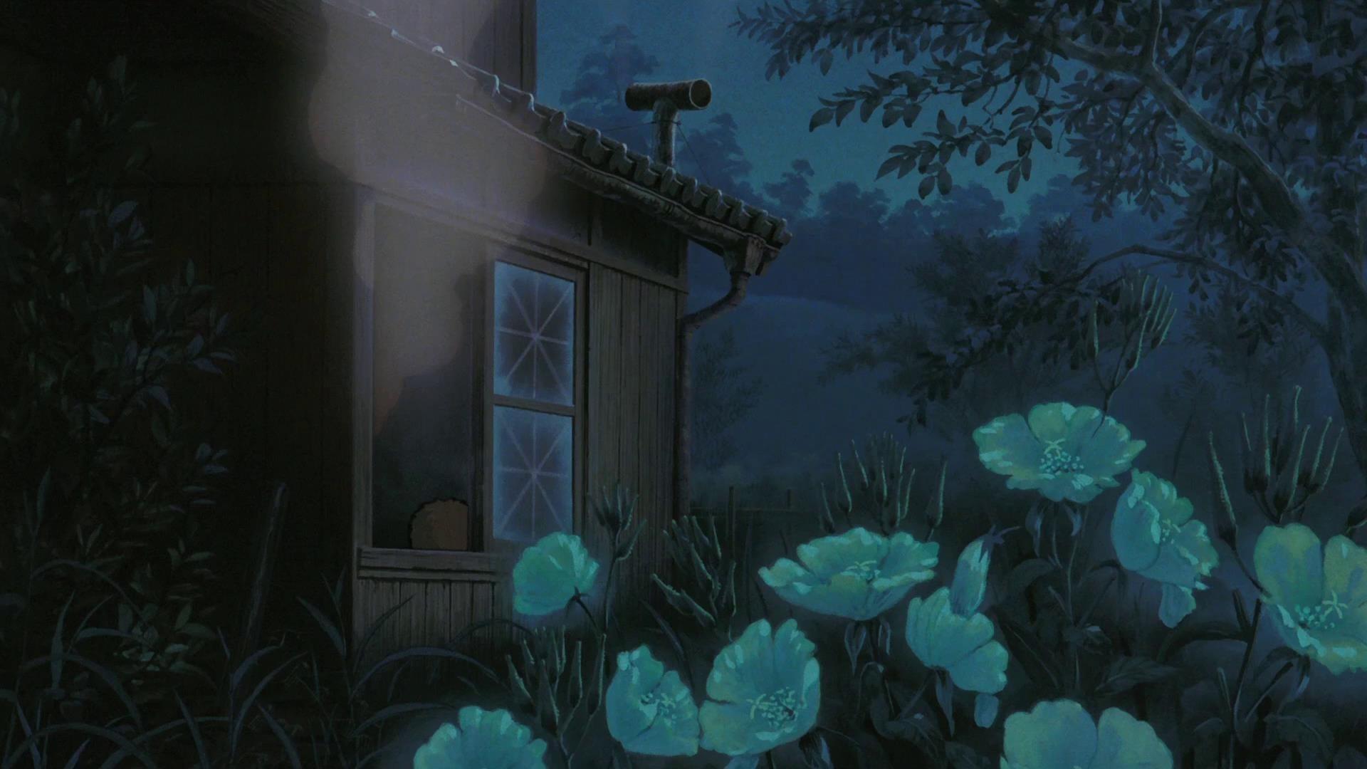 La tumba de las luciérnagas