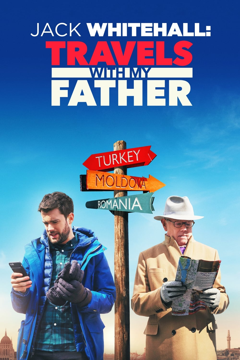 Jack Whitehall: Travels with My Father series tv complet