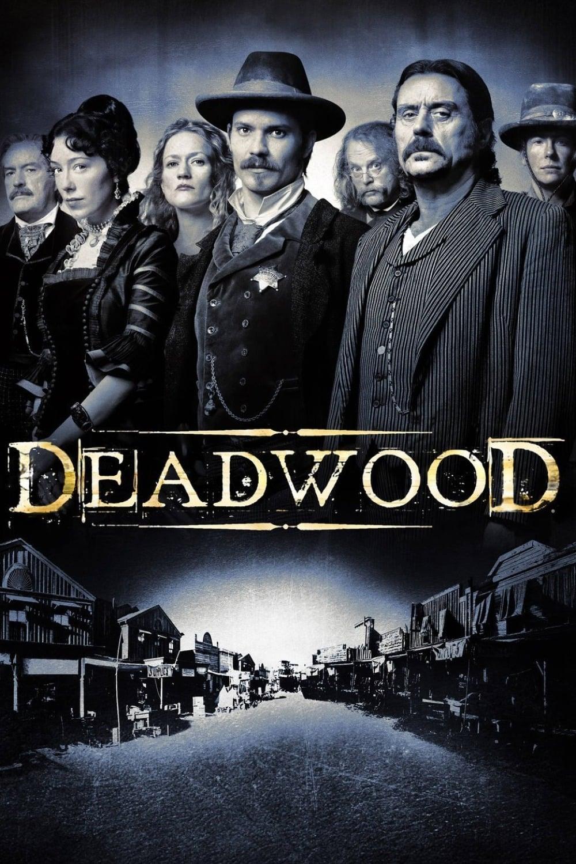 Deadwood series tv complet