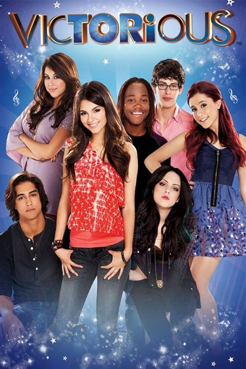 Victorious series tv complet
