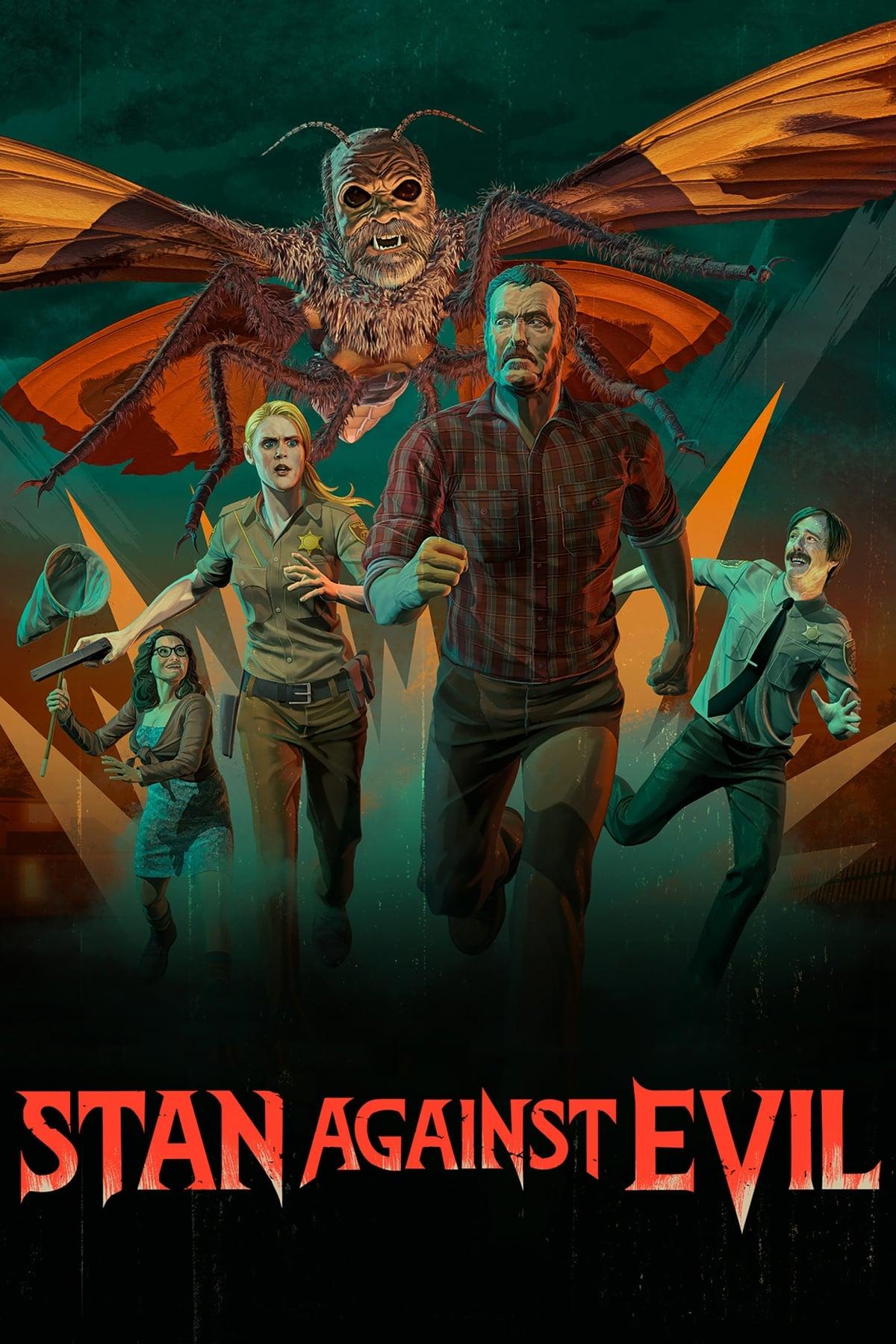 Stan Against Evil series tv complet