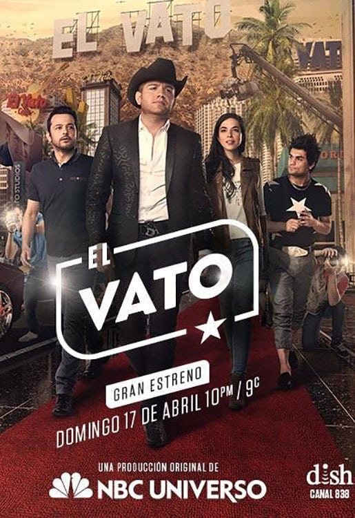 El Vato series tv complet