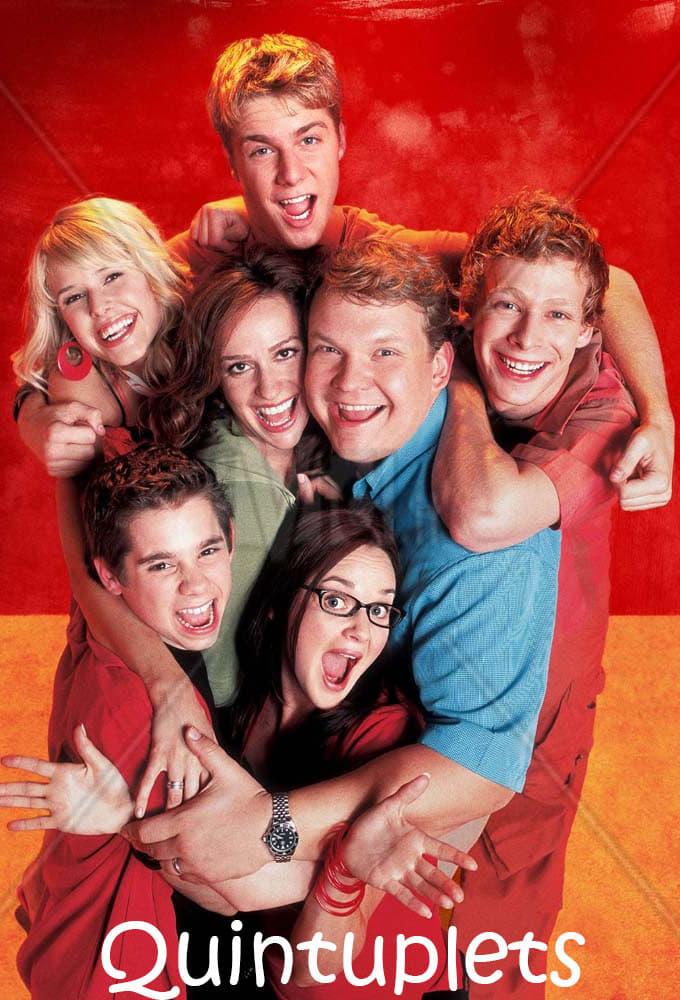 Quintuplets series tv complet
