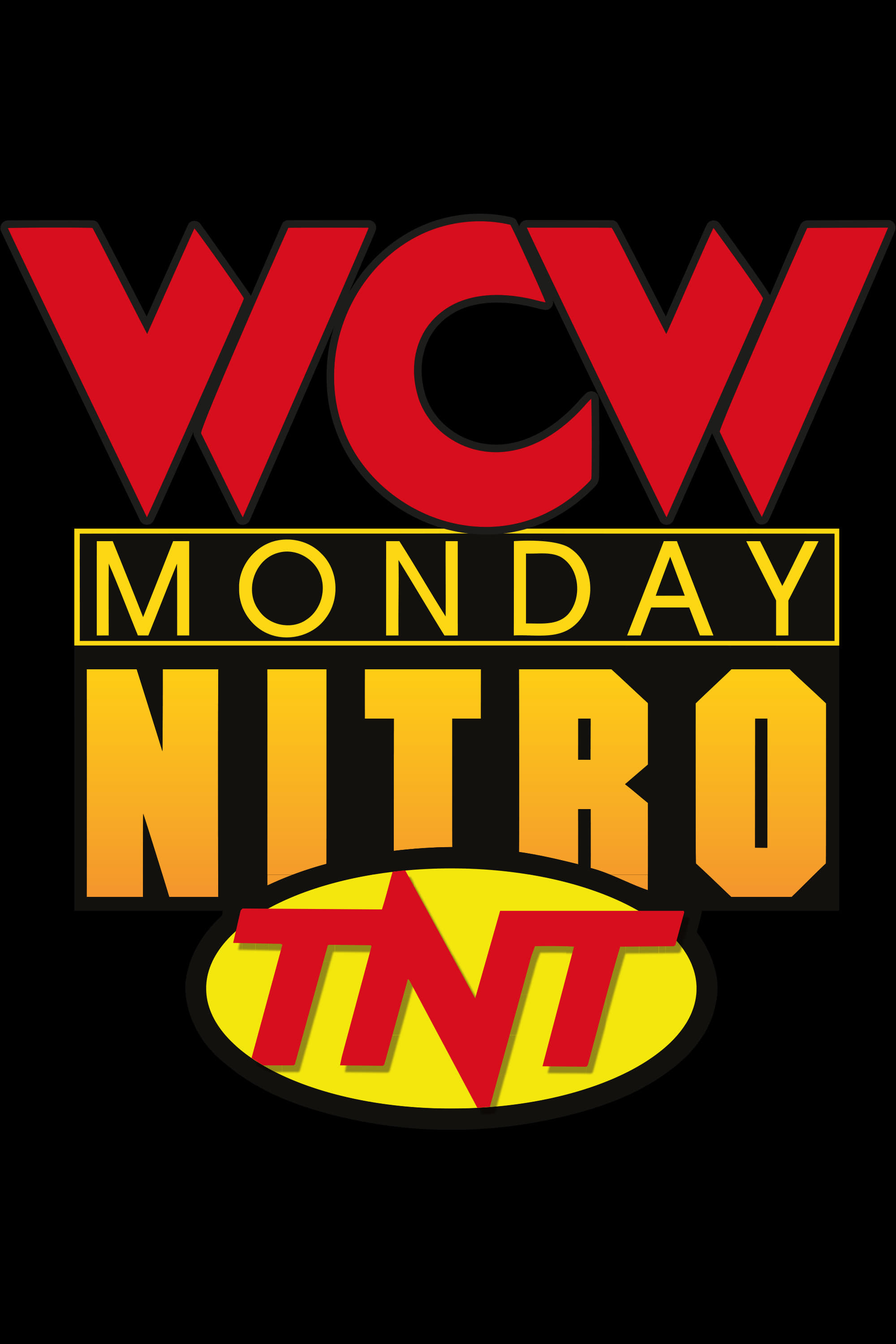 WCW Monday Nitro series tv complet
