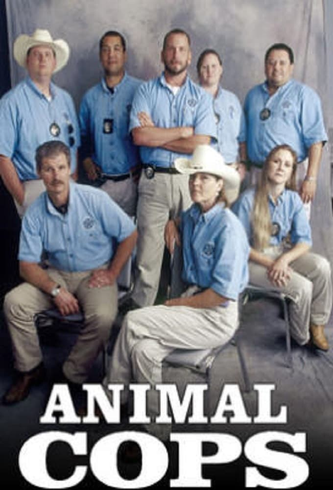 Animal Cops: Houston series tv complet