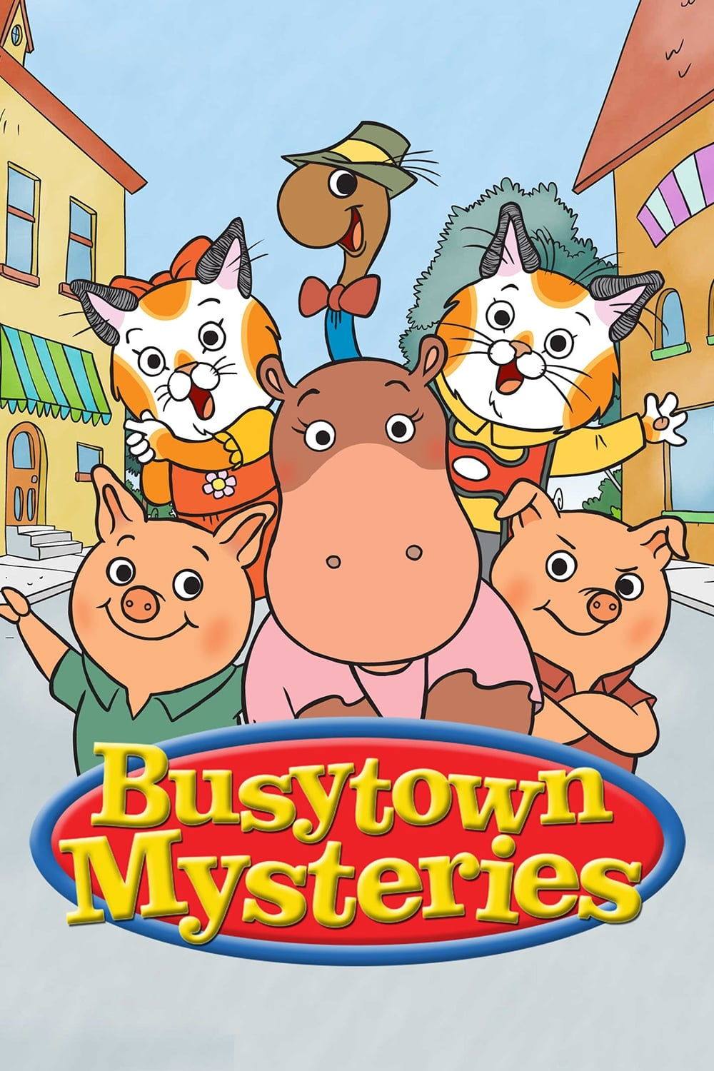 Busytown Mysteries series tv complet