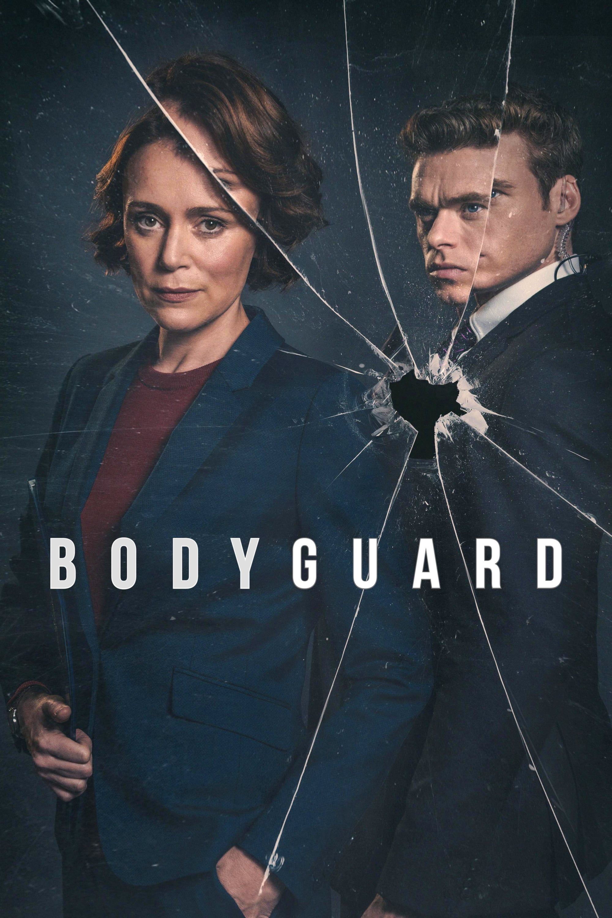 Bodyguard series tv complet