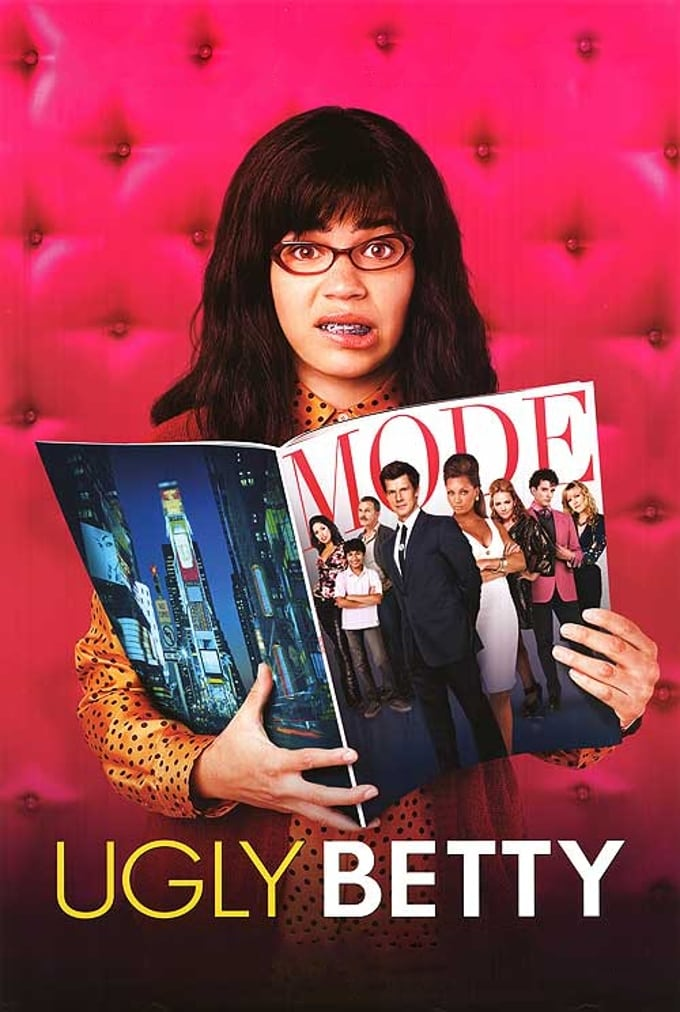 Ugly Betty series tv complet