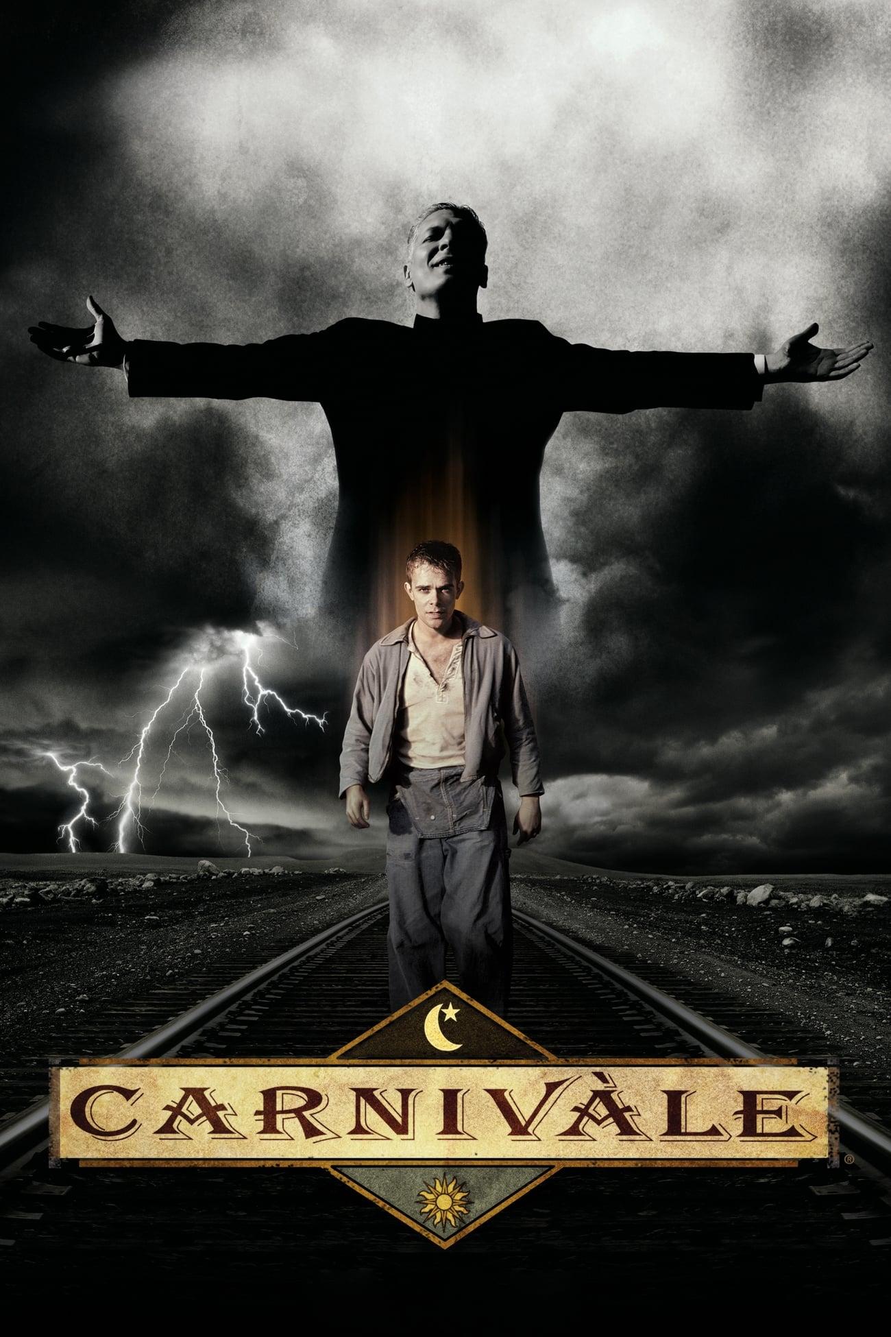 La caravane de l'étrange series tv complet
