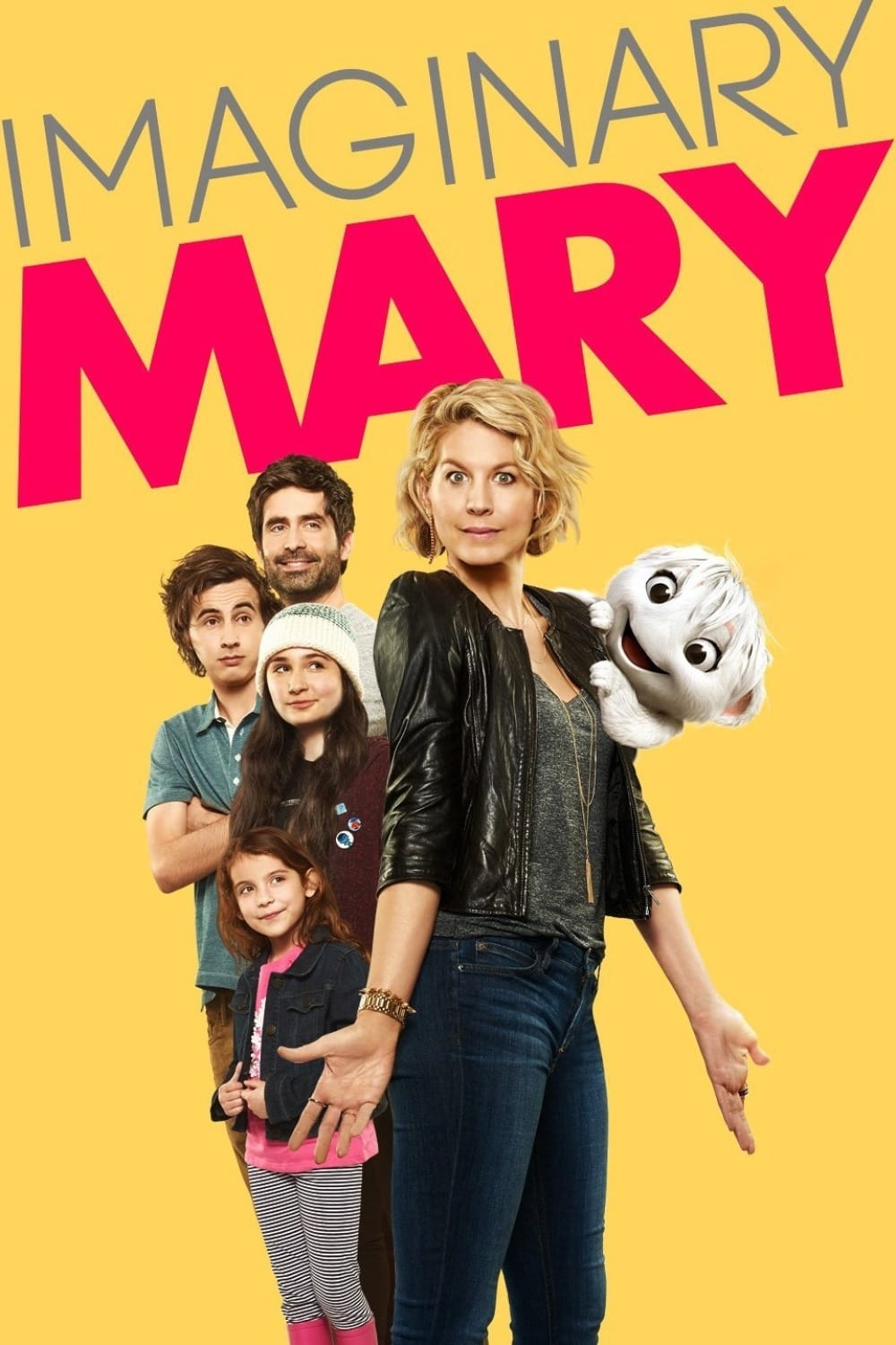 Imaginary Mary series tv complet