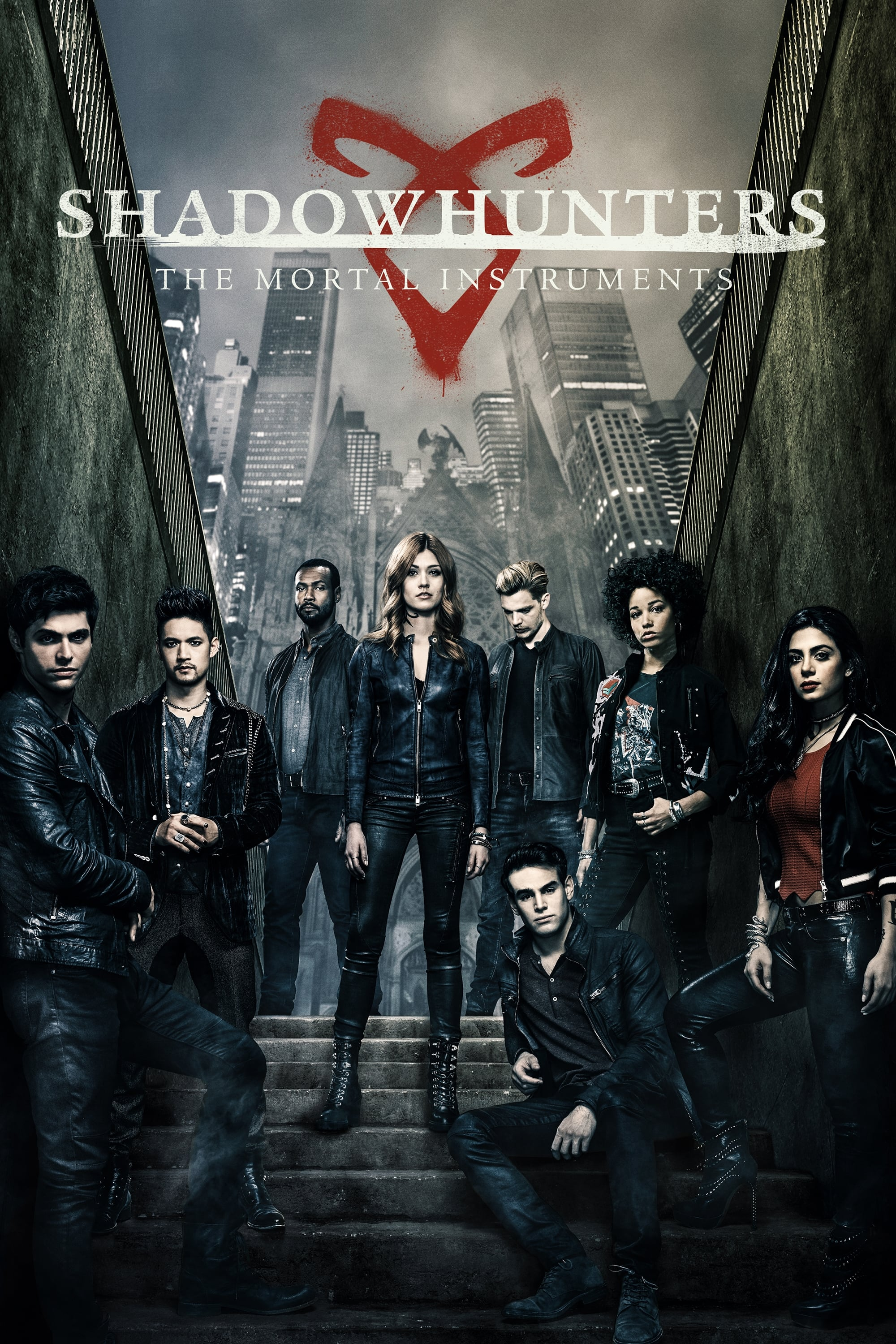 Shadowhunters : The Mortal Instruments series tv complet