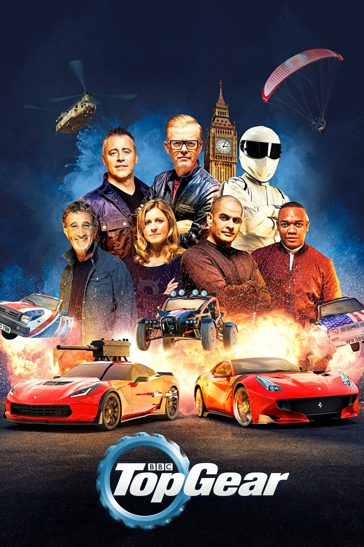 Top Gear series tv complet