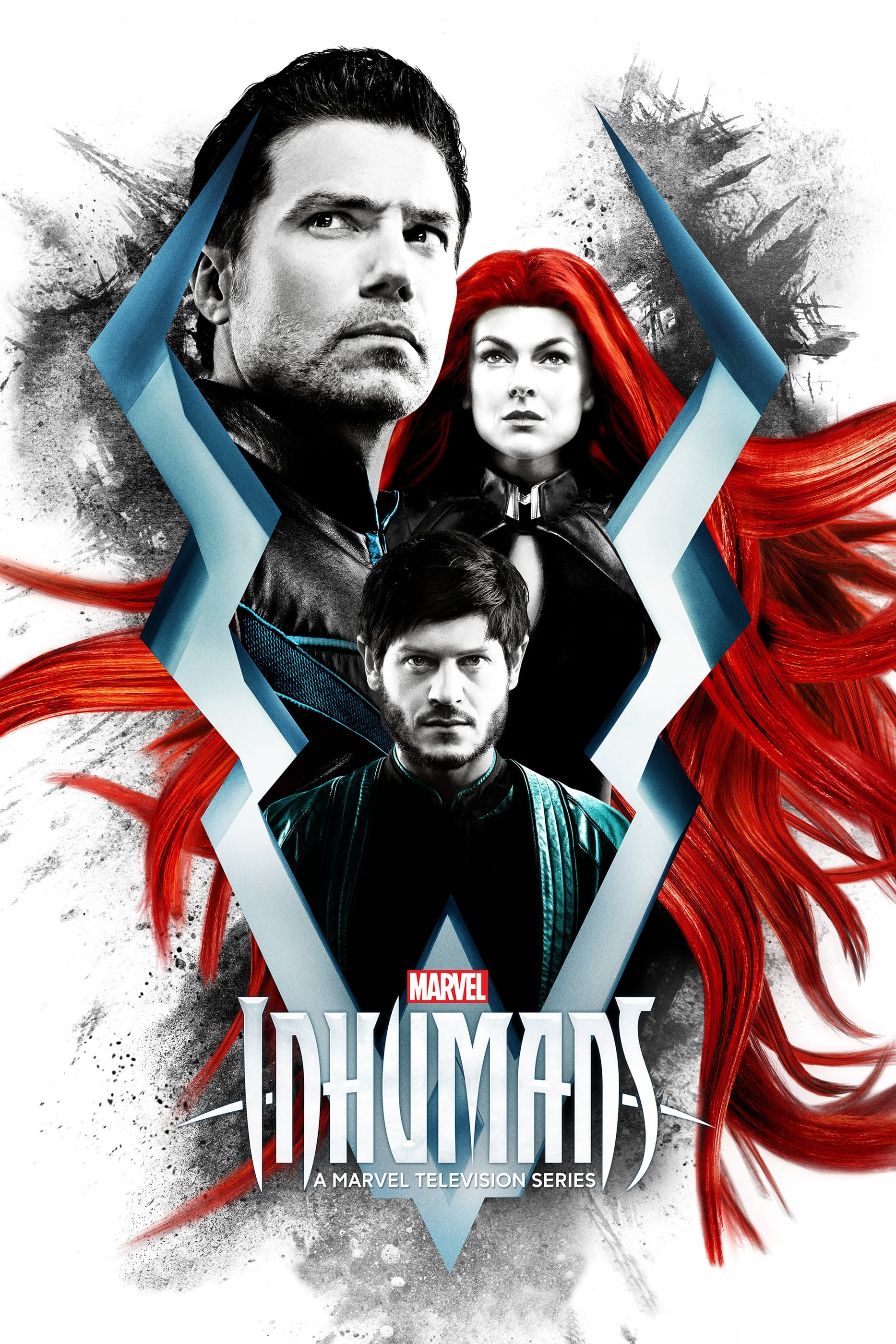 Marvel's Inhumans series tv complet