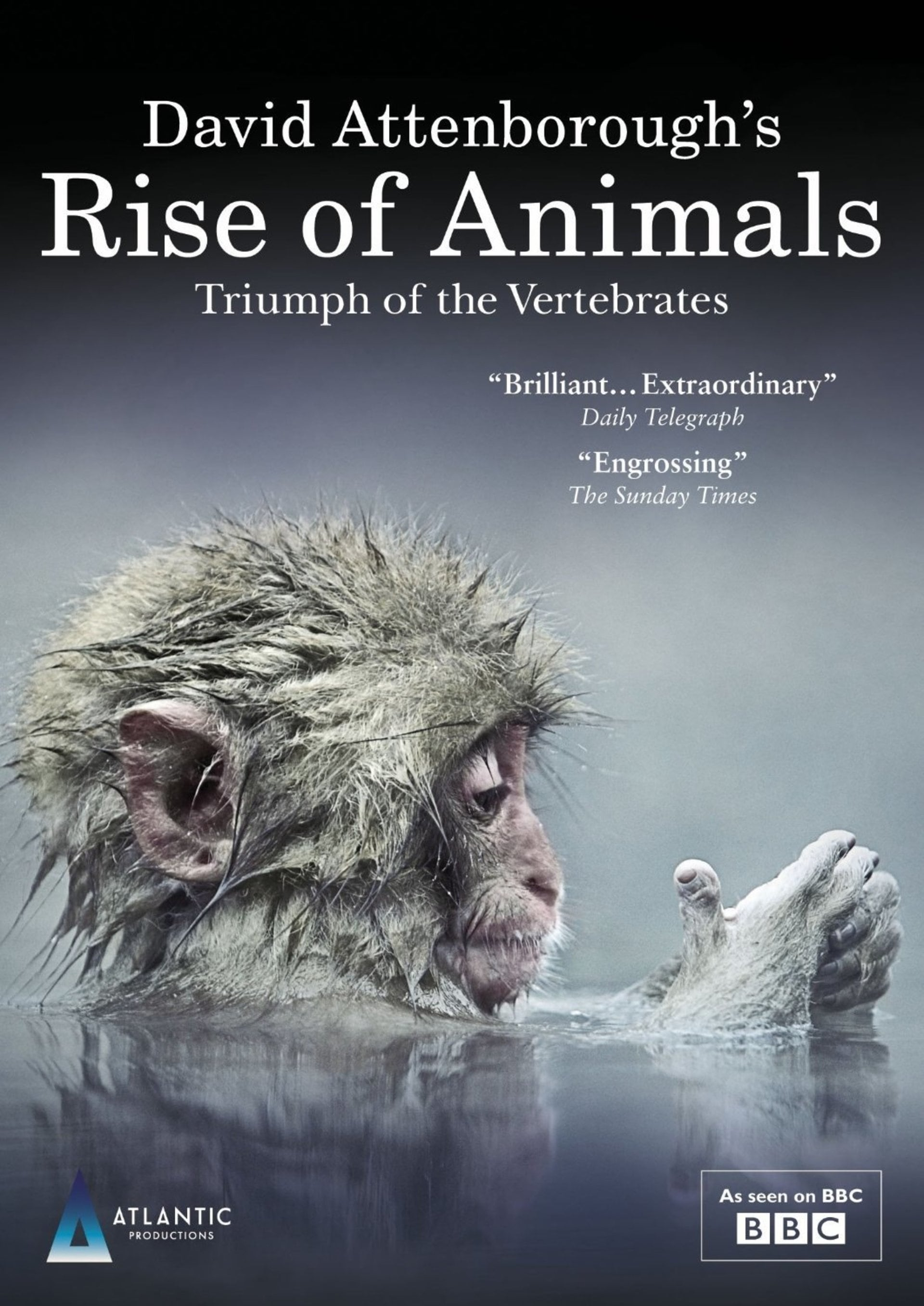 David Attenborough's Rise of Animals: Triumph of the Vertebrates series tv complet
