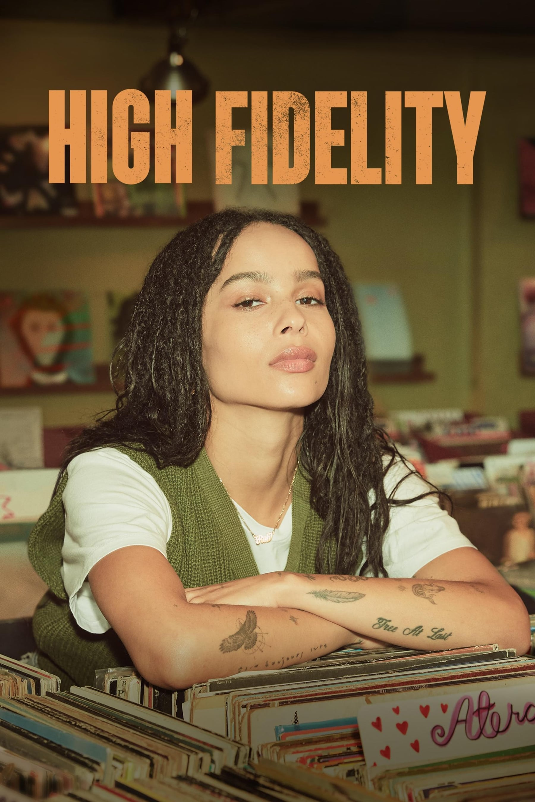 High Fidelity series tv complet