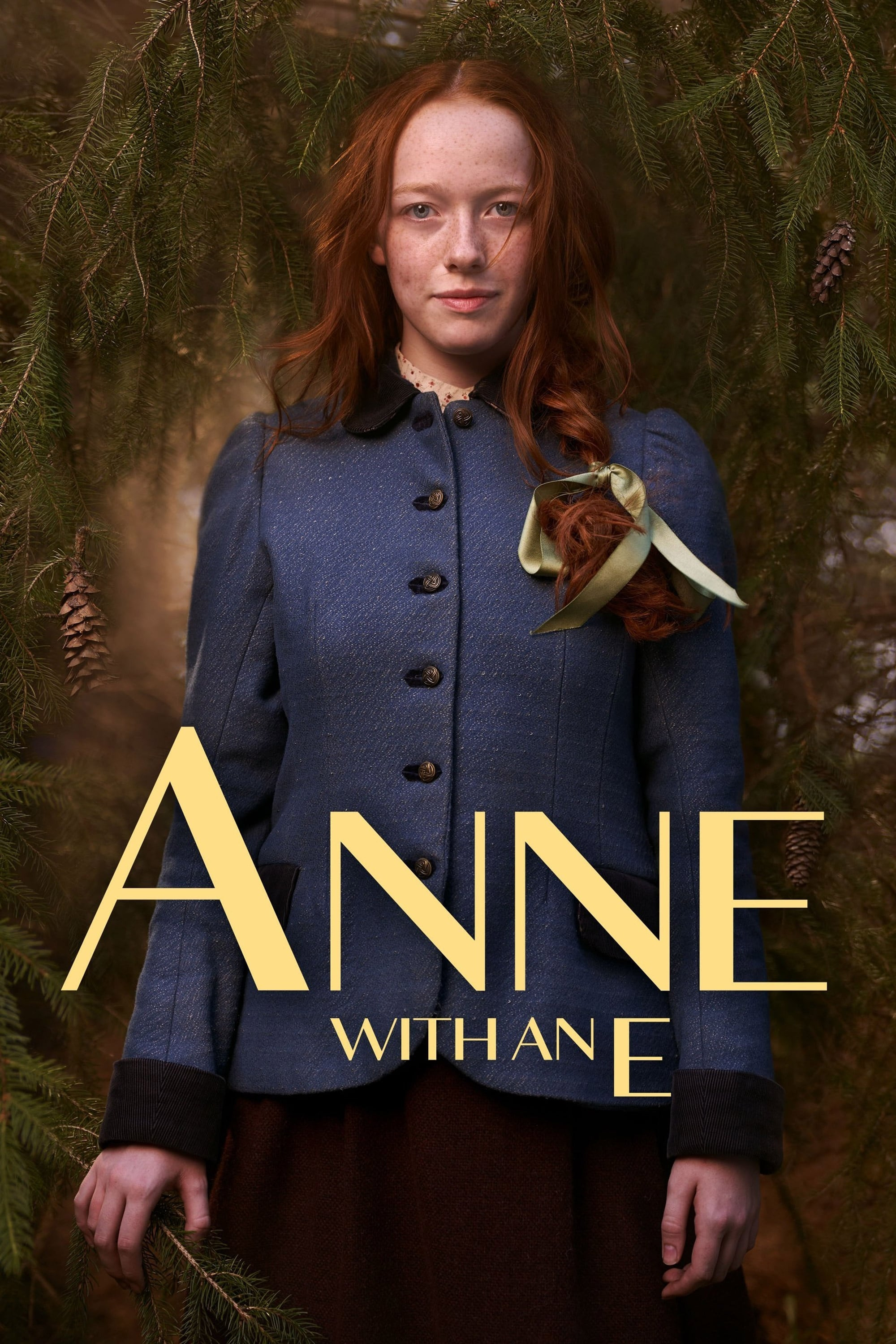 Anne with an E series tv complet