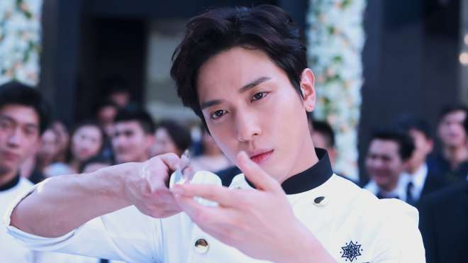 Image result for cook up a storm - jung yong hwa